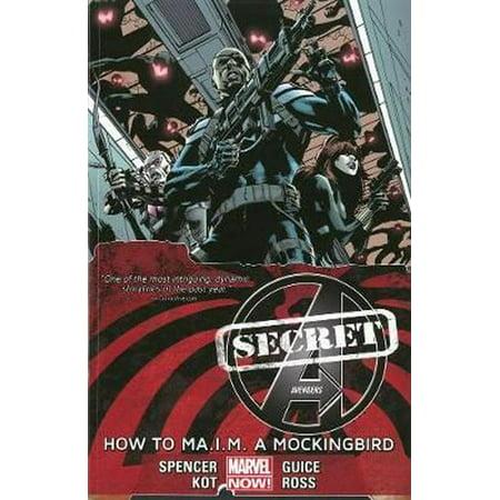 Secret Avengers Volume 3 : How to MA.I.M. a Mockingbird (Marvel Now) for $<!---->