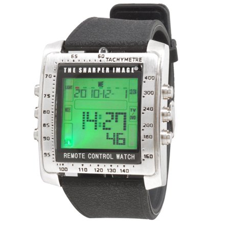 Digital Image Control - Sharper Image Control Freak Digital Remote Control Watch