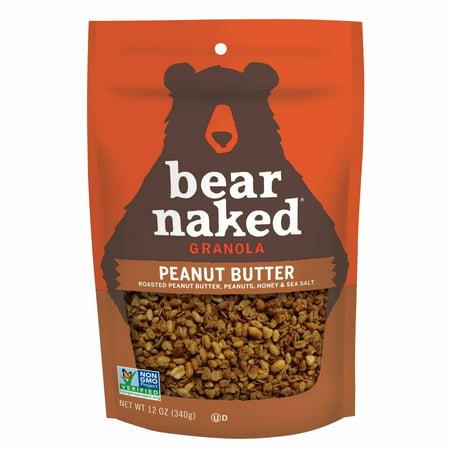Bear Naked, Granola, Peanut Butter, 12 Oz
