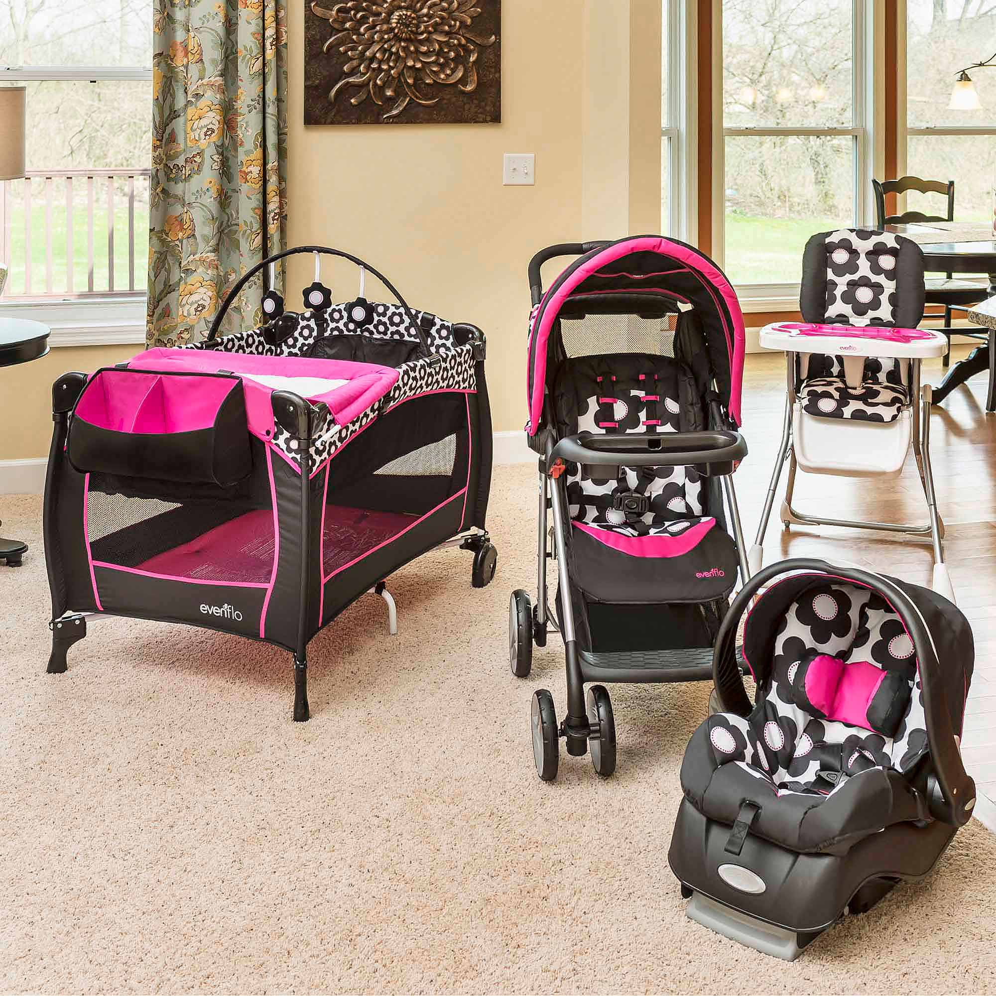 Evenflo Marianna Convertible 3 In 1 High Chair Walmart Com