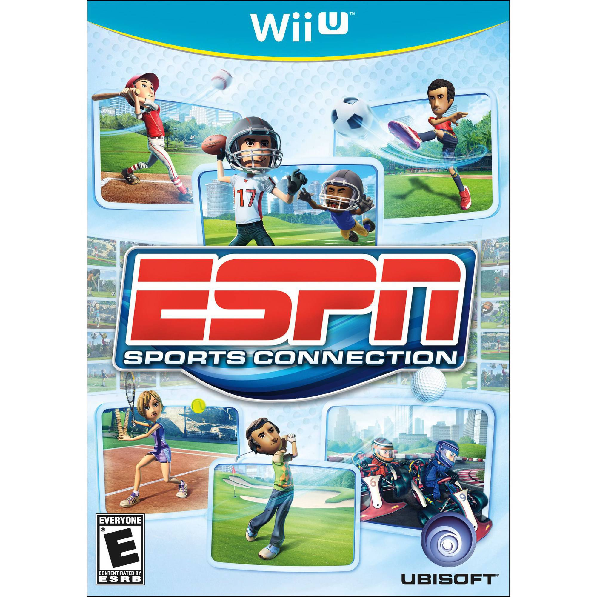 ESPN Sports Connection (Wii U)