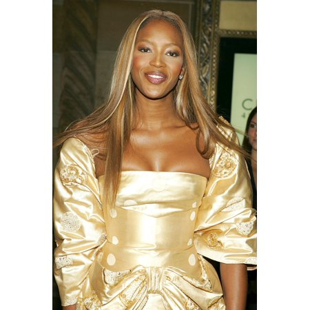 Naomi Campbell At Arrivals For The Fashion Group InternationalS Night Of Stars Stretched Canvas -  (16 x