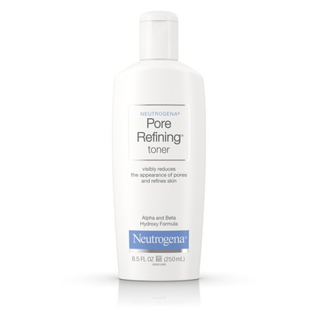 Neutrogena Pore Refining Facial Toner with Witch Hazel, 8.5 fl. oz