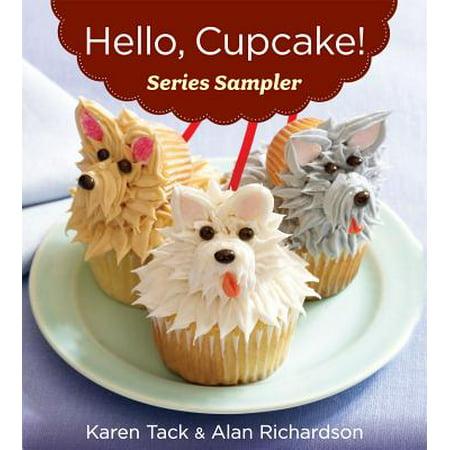 Hello, Cupcake! Series Sampler - - Hello Cupcake Halloween Recipes