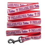 Pets First MLB Philadelphia Phillies Cats and Dogs Durable Pet Leash, Large