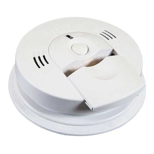 Kidde Night Hawk Combination Smoke Co Alarm W Voice Alarm Warning