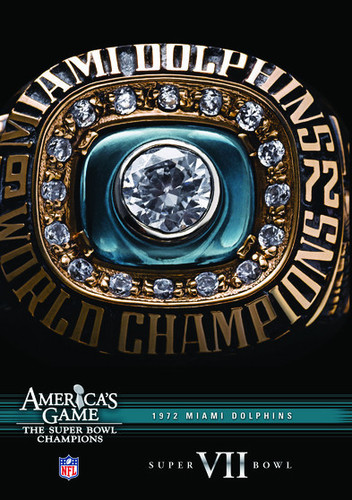 NFL America's Game: Miami Dolphins Super Bowl VII (DVD) by Allied Vaughn