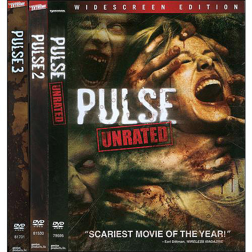 Pulse (3 Pack) (Widescreen)