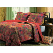 Jewel Quilt Set by Greenland Home Fashions
