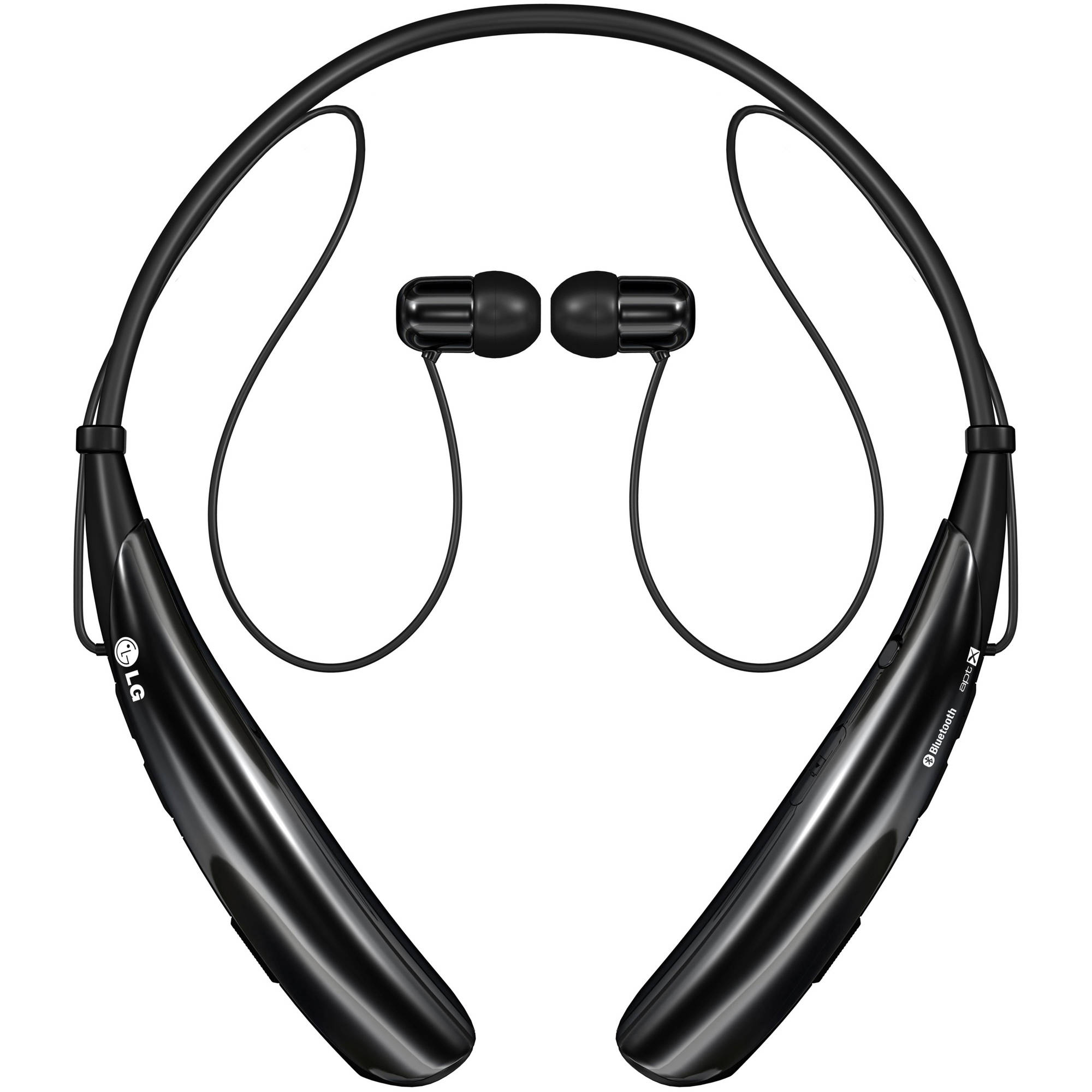 LG HBS-750 Tone+ Pro Stereo Bluetooth Headset, Black
