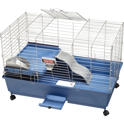 CENTRAL - SUPER PET/PETs INTL MY FIRST HOME DLX LRG CAGE