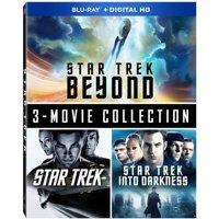 Star Trek Beyond: Three-Movie Collection (Blu-ray + DVD + Digital)