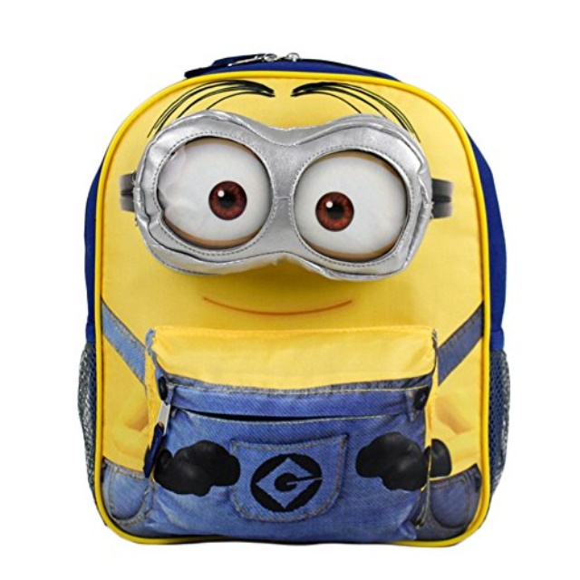Minions Despicable ME Backpack SOLD OUT COMING SOON