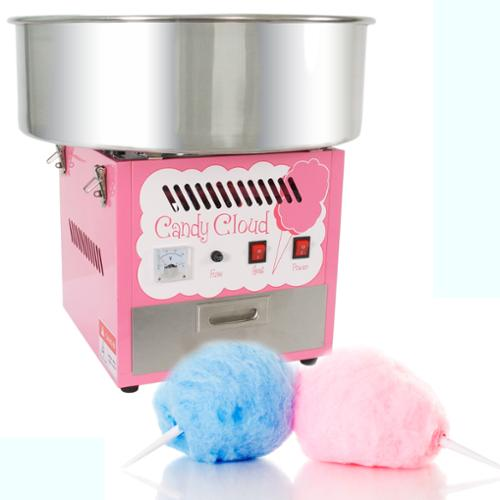 FunTime FT1000CC-P Commercial Candy Cloud Cotton Candy Floss Machine