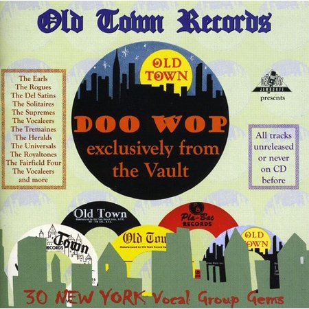 Value Old Lp Records (Old Town Records Doo Wop - Exclusive)