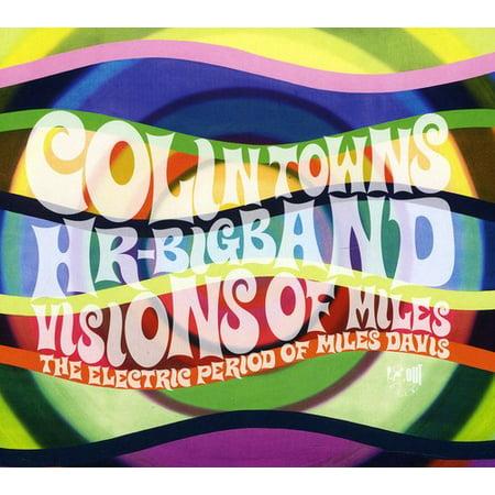 Visions Of Miles: The Electric Period Of Miles Davis (CD) (Digi-Pak)