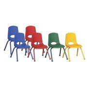 ECR4Kids Classroom Chair  (Set of 6)