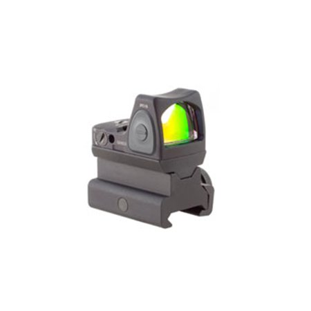 TRIJICON RMR T2 3.25 MOA RED DOT ADJ LED W/ RM34 (Best Trijicon Rmr For Glock 19)