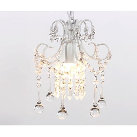 Kaleidoscope Mini Pendant (Mini Style Crystal Chandelier Pendant Light)