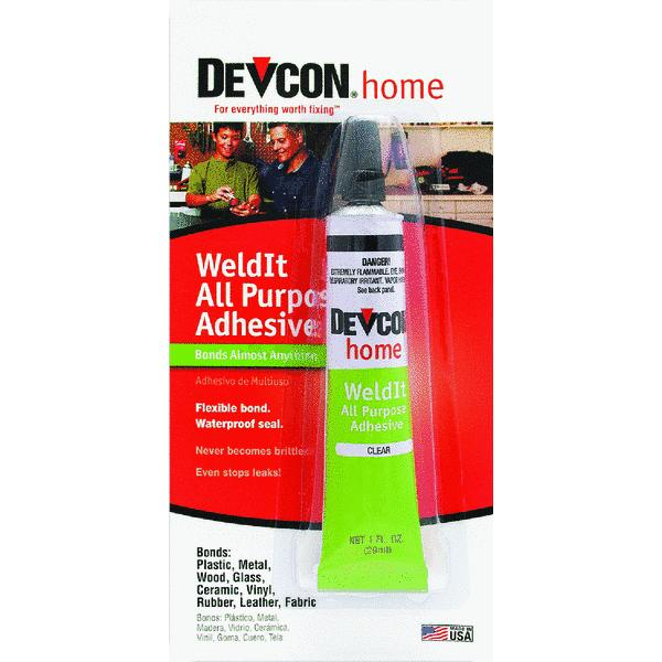Devcon All-Purpose Weld-It Household Cement