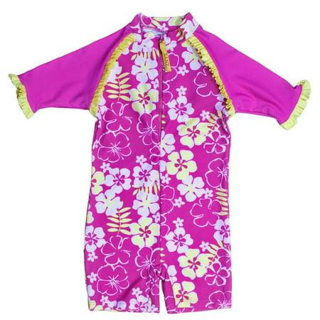 Banz S13SS-SB-2 2013 Baby Swimsuit, Sun Blossom - Size 2 (Baby Banz Australien)