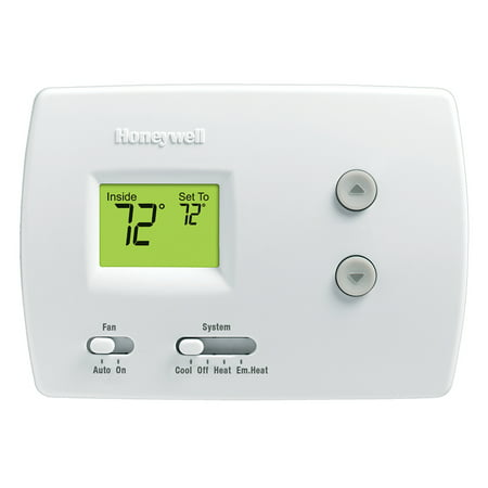 Honeywell Digital Heat/Cool Pump Thermostat (RTH3100C1002/E1)