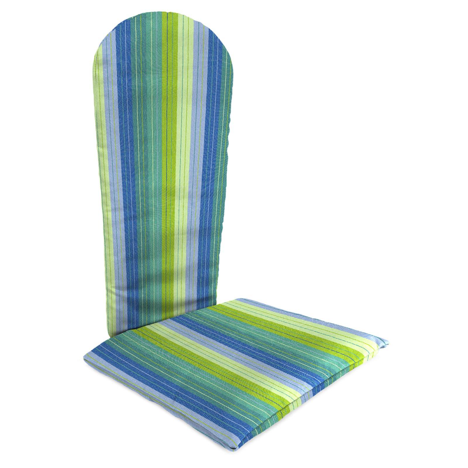Jordan Manufacturing 49 x 20.5 Sunbrella Adirondack Chair Cushion