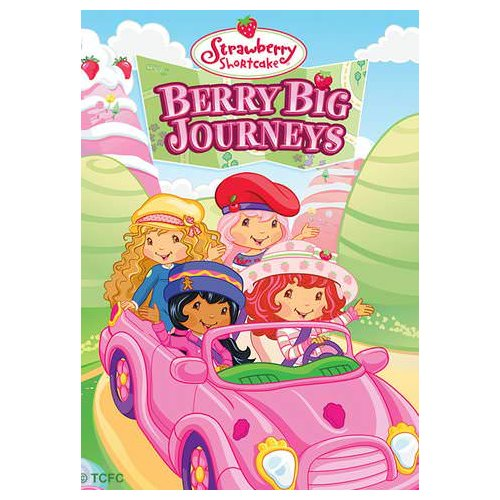 Strawberry Shortcake Berry Big Journeys (2009)