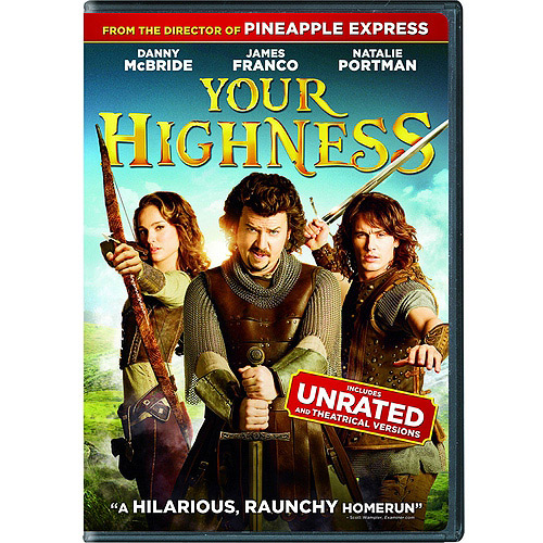 Your Highness (Rated/Unrated) (Anamorphic Widescreen)