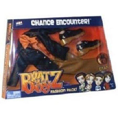 Bratz Fashion Clothes - Boyz Fashion Pack - Chance Encounter,for EITAN/DYLAN, Bratz Boyz Fashion Pack - Chance Encounter By Bratz Ship from US