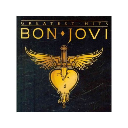 Bon Jovi Greatest Hits (CD) (Jon Bon Jovi Dead Or Alive Acoustic)