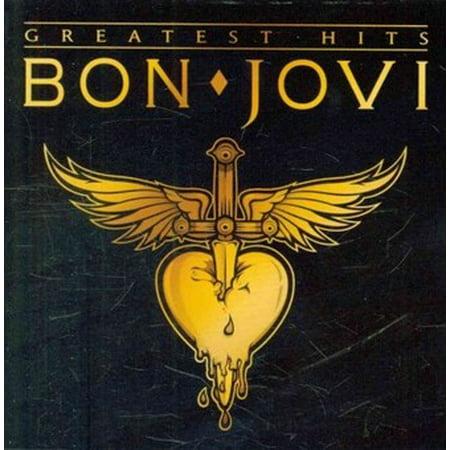 Bon Jovi Greatest Hits (CD) - Jovie Elf