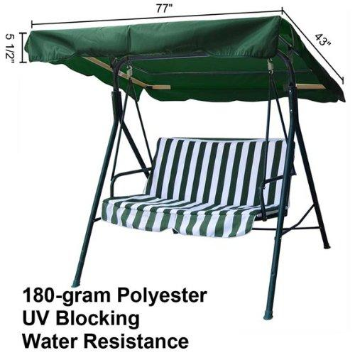 GENERIC BRAND durable green polyester home outdoor patio ...