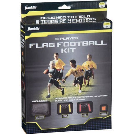 Franklin Sports 8 Player Flag Football Set