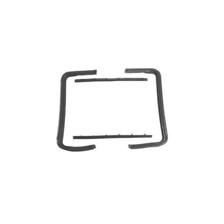 - Eckler's Premier  Products 57131572 Chevy Weatherstrip Set Vent Window Hardtop Convertible &Nomad