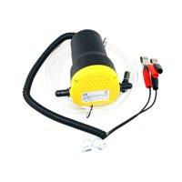 Car Engine Oil Pump 12V Electric Auto Oil Fluid Sump Extractor Scavenge Exchange Fuel Transfer Suction Pump