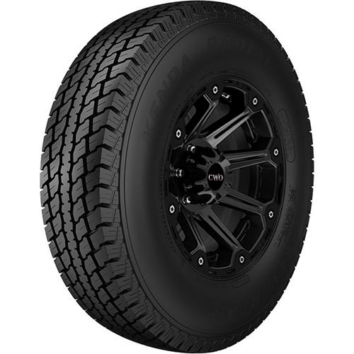 LT265/75R16 Kenda Klever A/P KR05 123Q E/10 Ply OWL Tire