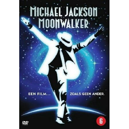 Moonwalker (1988) ( Michael Jackson: Moonwalker ) [ NON-USA FORMAT, PAL, Reg.2 Import - Netherlands ] ()