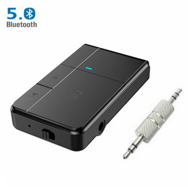 Bluetooth Receiver V5 0 Bluetooth Wireless 0hrs Hands Free Car Kits Portable Wireless Music Adapter For Car Home Audio Stereo System Walmart Com Walmart Com