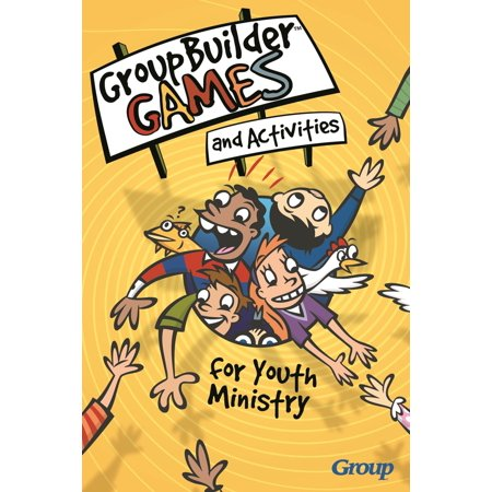 GroupBuilder Games and Activities for Youth Ministry](Halloween Youth Group Activities)