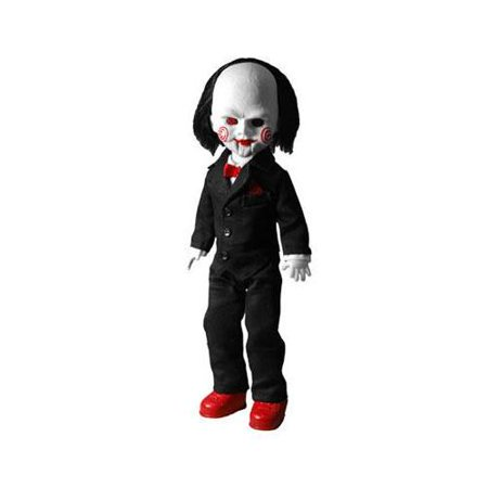 Living Dead Dolls Billy The Saw Puppet 10
