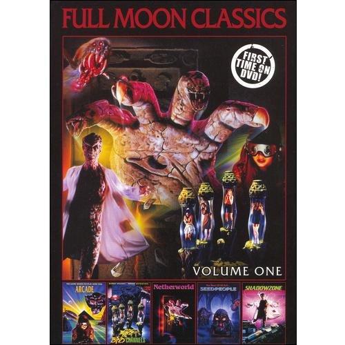 Full Moon Classics: Volume One - Arcade / Bad Channels / Netherworld / Seedpeople / Shadowzone