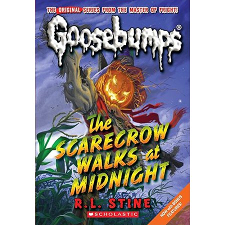 The Scarecrow Walks at Midnight (Classic Goosebumps (Dr Syn The Scarecrow Of Romney Marsh)