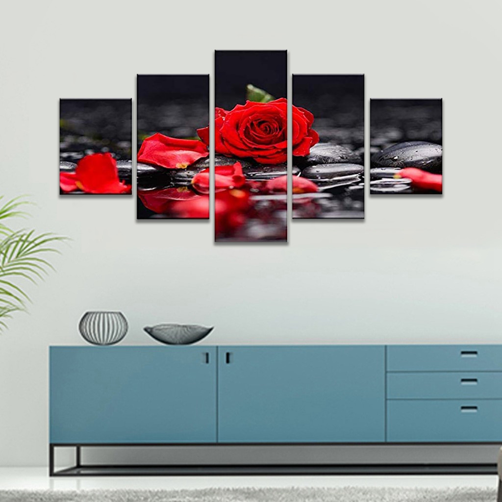 Unframed Modern Art Oil Painting Canvas Print Wall Picture Home Room Decor Gift