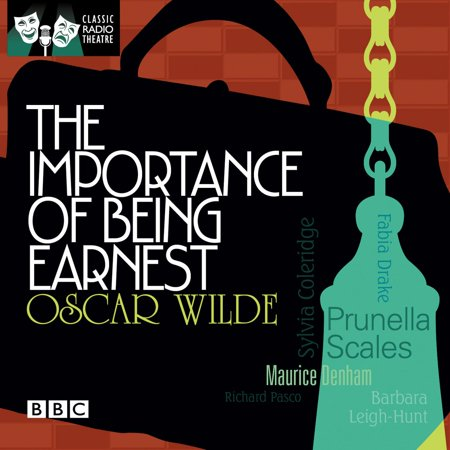 The Importance Of Being Earnest - Audiobook (Humor In The Importance Of Being Earnest)