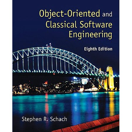 Object-Oriented and Classical Software Engineering (Automotive Software Engineering)