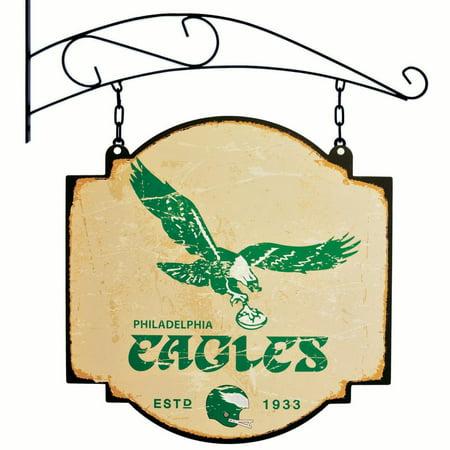 Nfl Pub Sign - Philadelphia Eagles Official NFL 16 inch x 16 inch  sign by Winning Streak