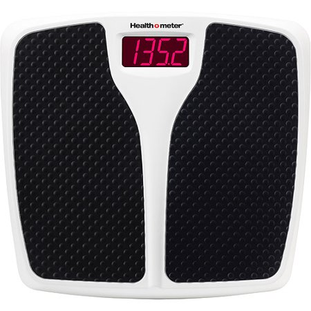 Health o meter LED Split Mat Bath Scale