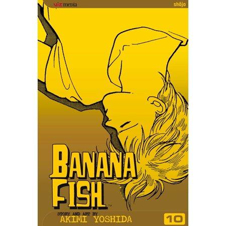 Banana Fish Mobile (Banana Fish, Vol. 10 - eBook)