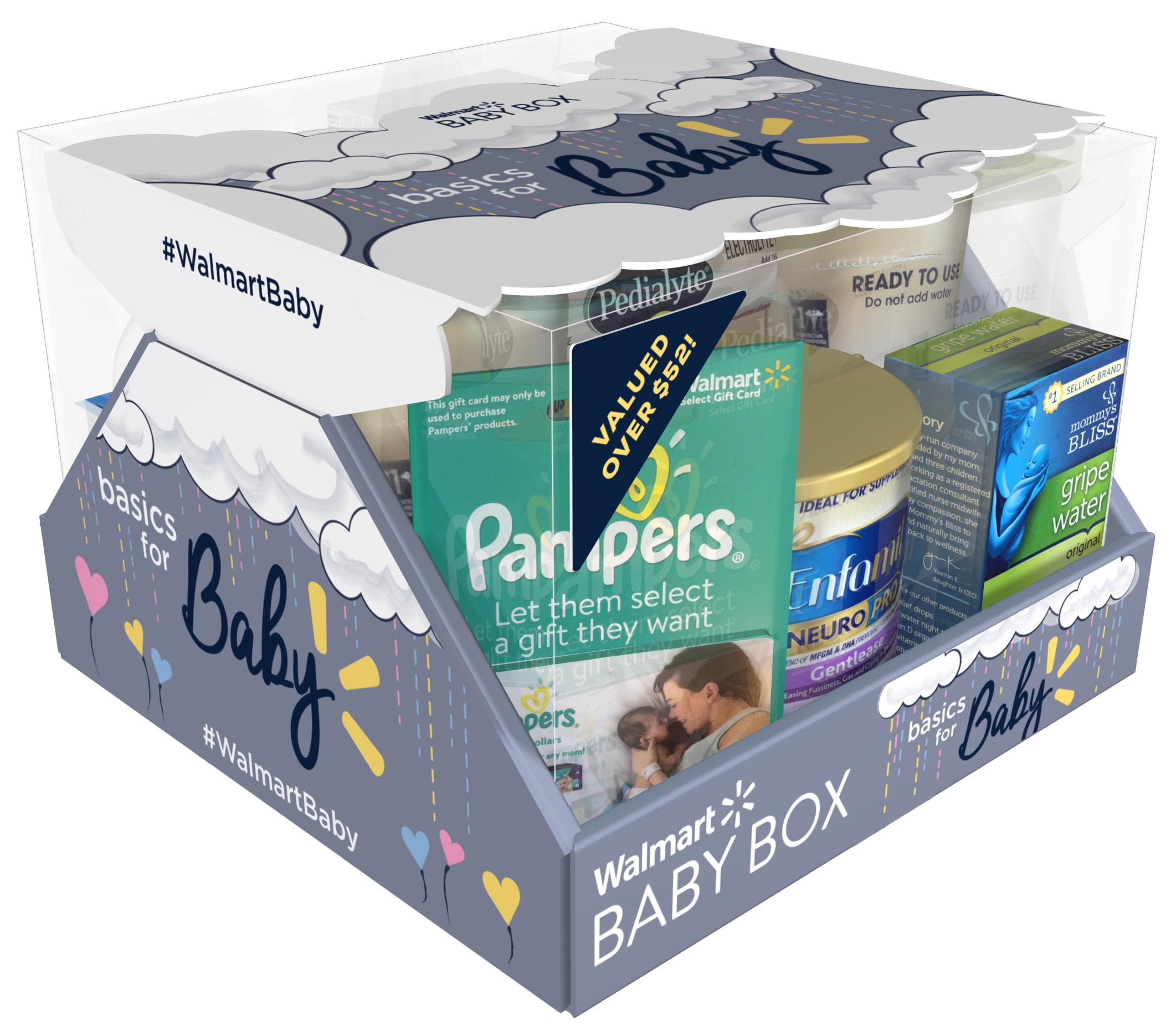 Walmart's Baby Favorites Box - $52 VALUE